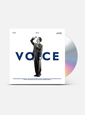 ONEW The 1st Album - VOICE