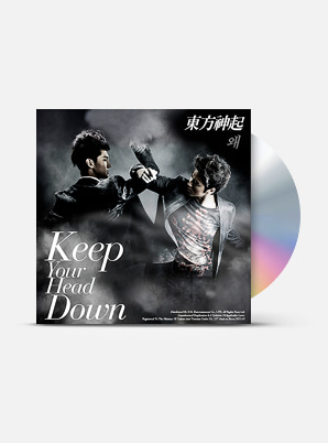 TVXQ!The 5th Album - 왜 (Keep Your Head Down)