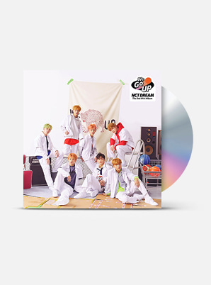 NCT DREAM The 2nd Mini Album - We Go Up