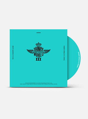 SHINee The 3rd Concert Album - SHINee WORLD III in SEOUL