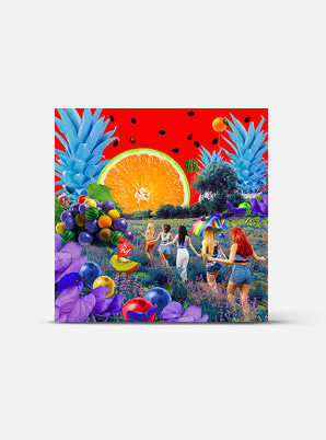 Red Velvet Summer Mini Album - The Red Summer (Kihno Kit)