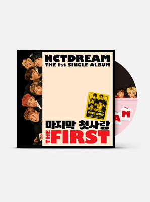 NCT DREAM The 1st Single Album - The First