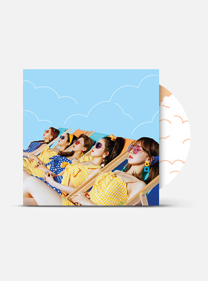 Red Velvet Summer Mini Album - Summer Magic (Limited Edition)