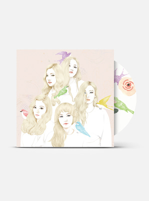 Red Velvet The 1st Mini Album - Ice Cream Cake