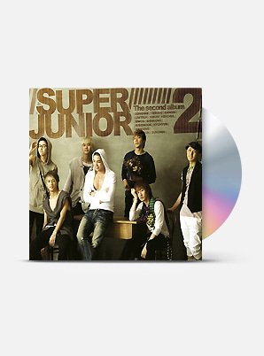 SUPER JUNIOR The 2nd Album Repackage - 돈 돈! (Don't Don) (DVD)