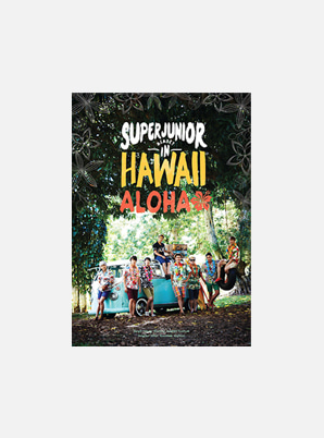SUPER JUNIOR MEMORY IN HAWAII [ALOHA] PHOTO BOOK