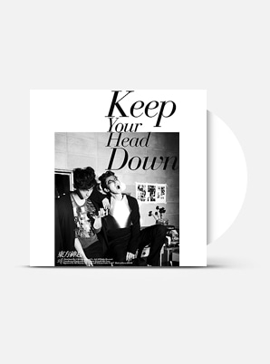 TVXQ!The 5th Album - 왜 (Keep Your Head Down) (Limited Edition)