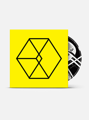 EXO  The 2nd Album Repackage - LOVE ME RIGHT (Kor Ver.)