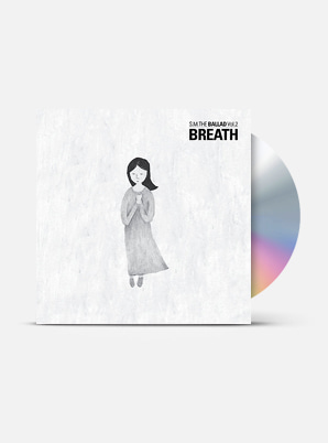 SM THE BALLAD The 2nd Album - BREATH (Chn Ver.)