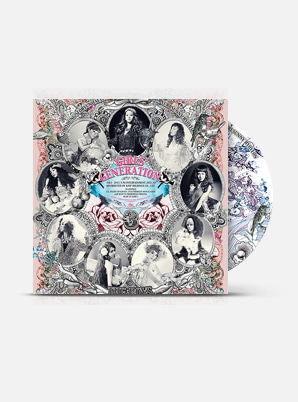 GIRLS' GENERATION The 3rd Album - The Boys