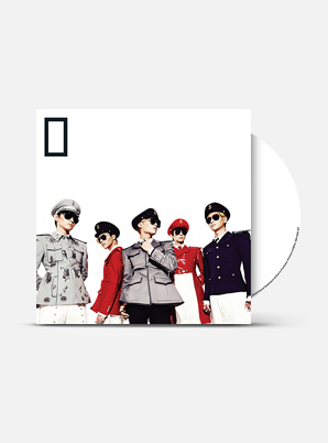 SHINee The 5th Mini Album - Everybody