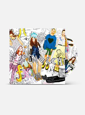 f(x) The 1st Album - 피노키오