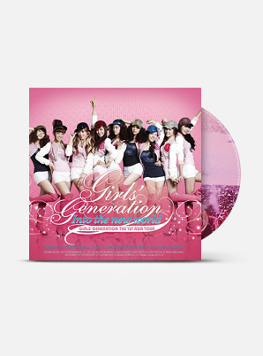 GIRLS' GENERATIONThe 1st ASIA TOUR CONCERT - Into The New World