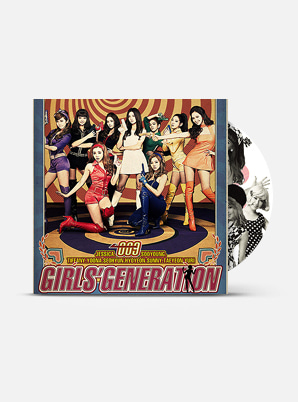 GIRLS' GENERATIONThe 3rd Mini Album - Hoot