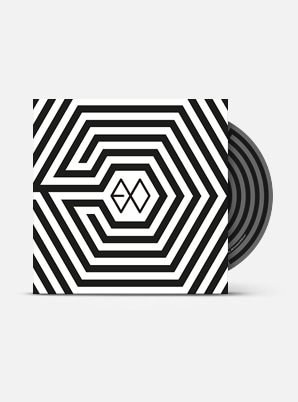 EXO-M  The 2nd Mini Album - Overdose (Chn Ver.)