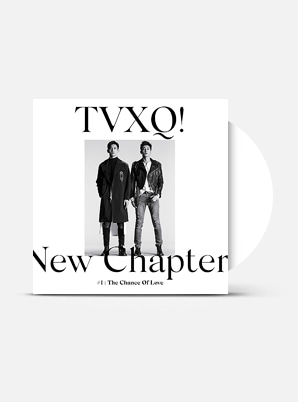 TVXQ!The 8th Album - New Chapter #1 : The Chance of Love
