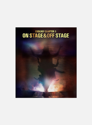 EXO EXOLOGY CHAPTER 1: ON STAGE & OFF STAGE PHOTO BOOK