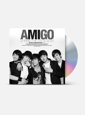 SHINee The 1st Album Repackage - AMIGO