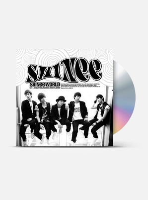 SHINee The 1st Album - The SHINee World (B Ver.)