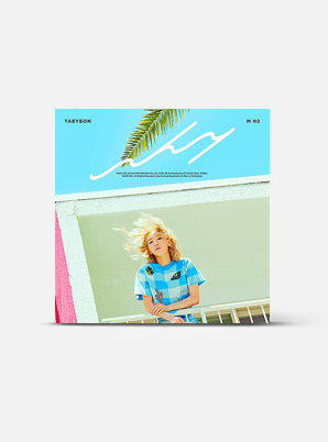 TAEYEONThe 2nd Mini Album - Why (Kihno Kit)