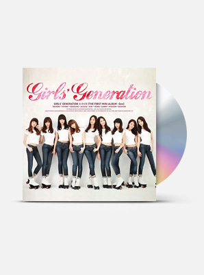 GIRLS' GENERATIONThe 1st Mini Album - Gee