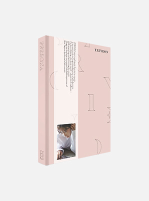 TAEYEONsolo concert PERSONA PHOTO BOOK