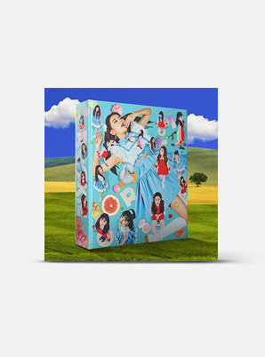 Red Velvet The 4th Mini Album - Rookie (Kihno Kit)