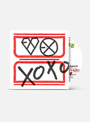 EXO The 1st Album - XOXO (HUG Ver.)