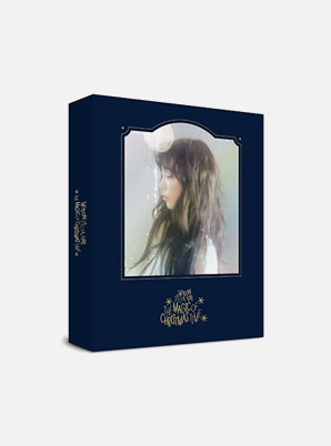 TAEYEON Special Live [THE MAGIC OF CHRISTMAS TIME] DVD