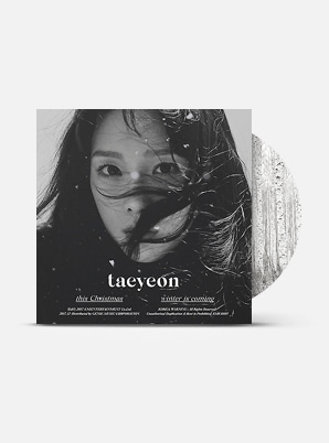 TAEYEONThe Winter Album - This Christmas – Winter is Coming