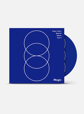 SUPER JUNIOR SPECIAL Album PART 2 - MAGIC