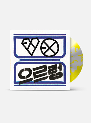 EXO  The 1st Album Repackage - XOXO (HUG Ver.)