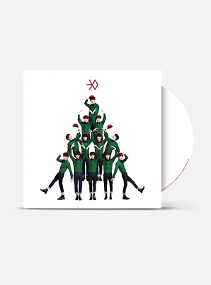 EXO 2013 Winter Special Album - 12월의 기적(Miracles in December) (Kor Ver.)