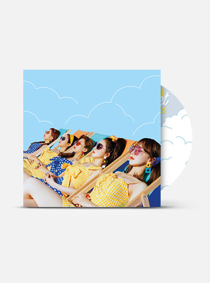 Red Velvet Summer Mini Album - Summer Magic