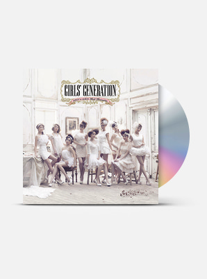 GIRLS' GENERATIONThe 1st Album - GIRLS' GENERATION