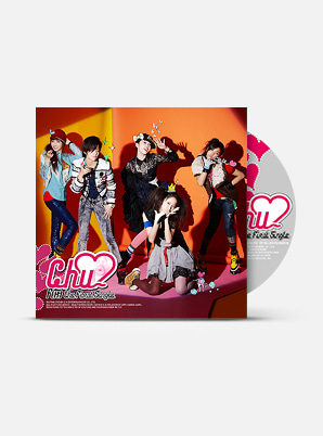 f(x)  The 1st Single Album - Chu~♡