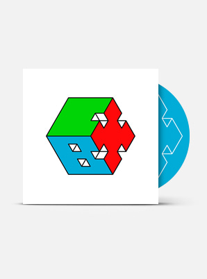 EXO-CBX The 1st Mini Album - Hey Mama!