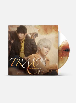 TRAX  The 3rd Mini Album - 창문