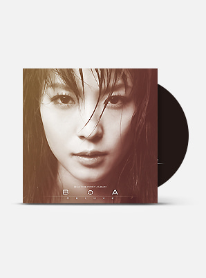 BoA The 1st USA Album Repackage - BoA DELUXE