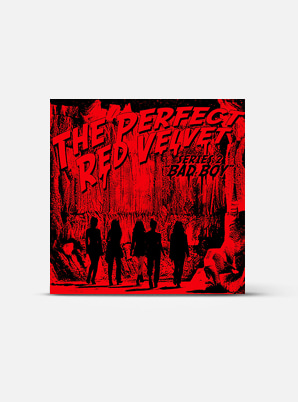 Red Velvet The 2nd Album Repackage - The Perfect Red Velvet (Kihno Kit)