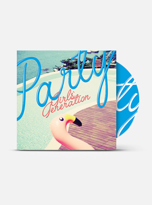 GIRLS' GENERATIONSingle Album - PARTY