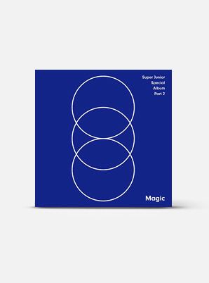 SUPER JUNIOR  Special Album PART 2 - MAGIC (Kihno Kit)