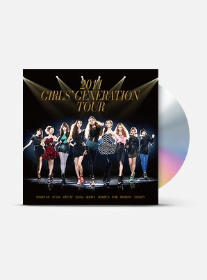 GIRLS' GENERATION2011 Girls' Generation Tour