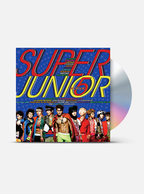 SUPER JUNIOR The 5th Album - Mr. Simple (A Ver.)