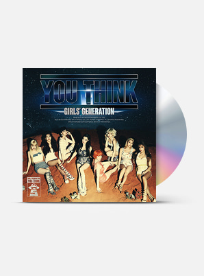 GIRLS' GENERATIONThe 5th Album - YOU THINK