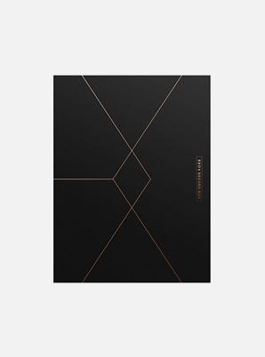 EXO EXO's SECOND BOX DVD