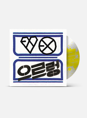 EXO  The 1st Album Repackage - XOXO (KISS Ver.)