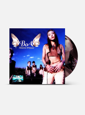 BoA The 3rd Ablum - Atlantis Princess