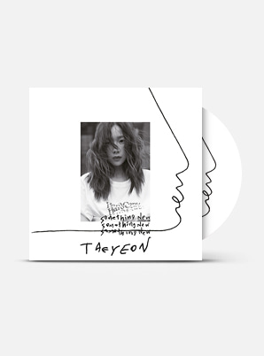 TAEYEONThe 3rd Mini Album - Something New