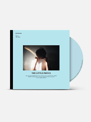 YESUNG The 1st Mini Album - 어린왕자 (The Little Prince)